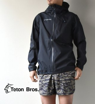 【Teton Bros】ティートンブロス Feather Rain Full Zip Jacket 2.0