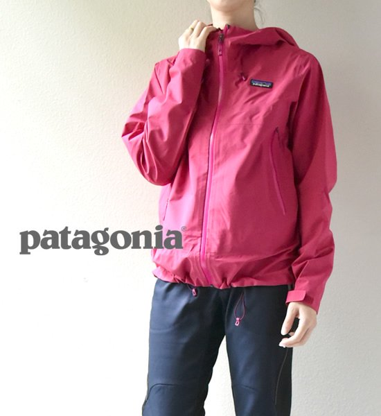 【patagonia】パタゴニア women's Cloud Ridge Jacket