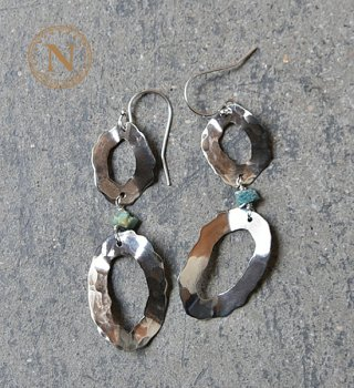 【North Works】ノースワークス Women's Pierced Earrings ※メール便可