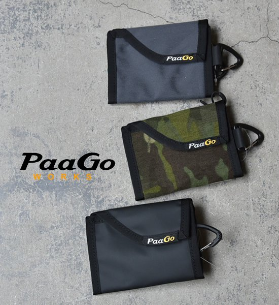 【PaaGo WORKS】パーゴワークス Trail Bank M