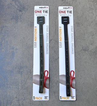 【ONE TIE】ワンタイ ONE-Tie 32インチ(1本セット)