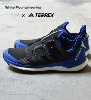 <img class='new_mark_img1' src='https://img.shop-pro.jp/img/new/icons13.gif' style='border:none;display:inline;margin:0px;padding:0px;width:auto;' />【White Mountaineering×adidas TERREX】White Mountaineering Agravic Boa