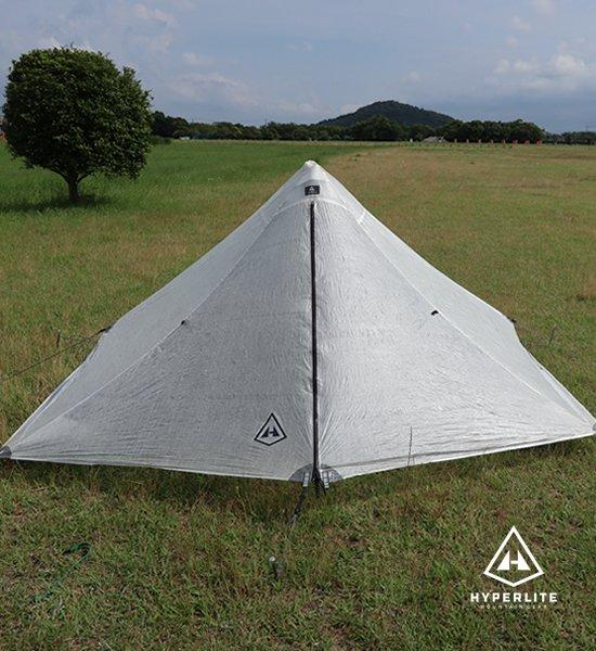 【Hyperlite Mountain Gear】ハイパーライトマウンテンギア Dirigo2-Ultra Light Backpacking Tent
