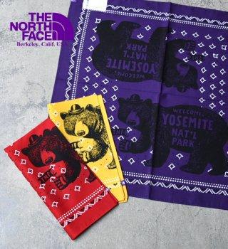 【THE NORTH FACE PURPLE LABEL】ノースフェイスパープルレーベル Organic Cotton Bandana ※ネコポス可
