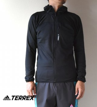【adidas TERREX】アディダス テレックス men's Trace Locker Fleece Hoody