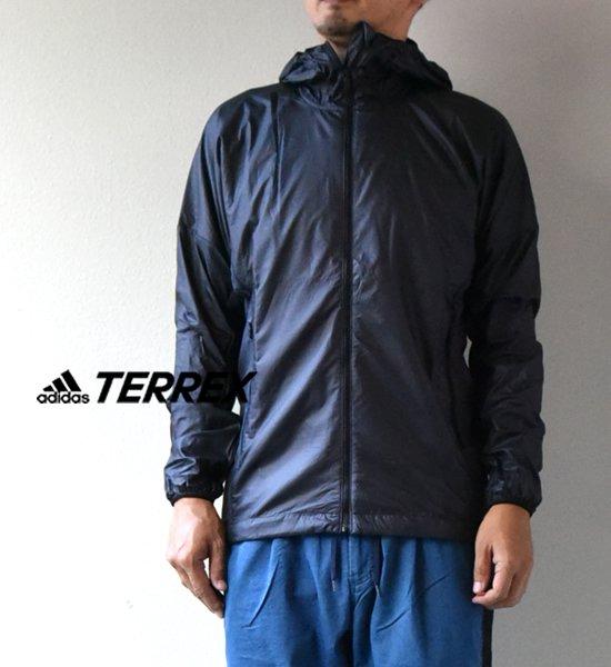 ★30%off【adidas TERREX】アディダス テレックス men's Agravic Hooded Alpha Shield