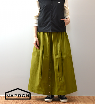 <img class='new_mark_img1' src='https://img.shop-pro.jp/img/new/icons13.gif' style='border:none;display:inline;margin:0px;padding:0px;width:auto;' />【NAPRON】ナプロン Pants Skirt