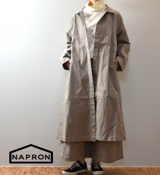 【NAPRON】ナプロン Slit Coat