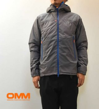 【OMM】オリジナルマウンテンマラソン Mountain Barrage Jacket