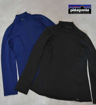 【patagonia】パタゴニア women's Capilene Thermal Weight Zip Neck