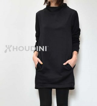 【HOUDINI】フーディニ women's Angie Tunic