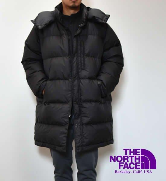 ★30%off【THE NORTH FACE PURPLE LABEL】ノースフェイスパープルレーベル men's Polyester Ripstop Sierra Coat