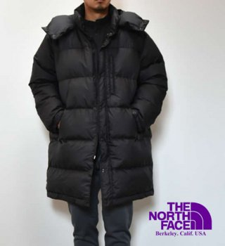【THE NORTH FACE PURPLE LABEL】ノースフェイスパープルレーベル men's Polyester Ripstop Sierra Coat