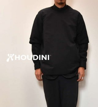 【HOUDINI】フーディニ unisex All Weather Tee