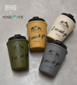 【RIVERS×Yosemite】リバーズ×ヨセミテ Wallmug Sleek -Yosemite Limited-
