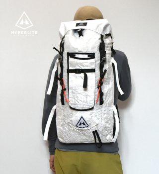 "【Hyperlite Mountain Gear】ハイパーライトマウンテンギア Prism Pack ""White"""