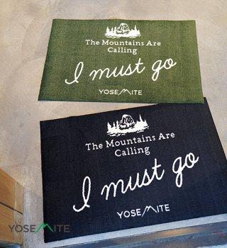 【Yosemite】ヨセミテ Yosemite Mat