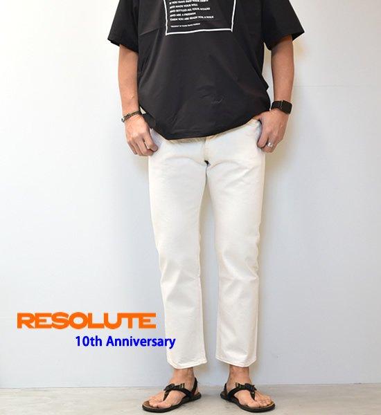 【RESOLUTE】リゾルト 10th Anniversary AA710