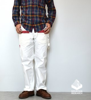 【Mountain Research】マウンテンリサーチ Fall Leaf Grower's Pants