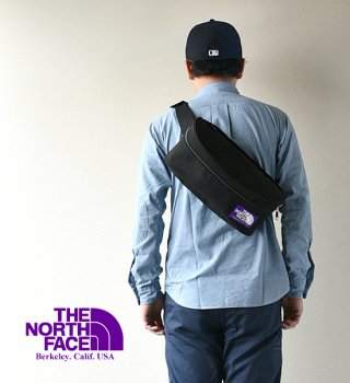 "【THE NORTH FACE PURPLE LABEL】ノースフェイスパープルレーベル Funny Pack ""3color"""