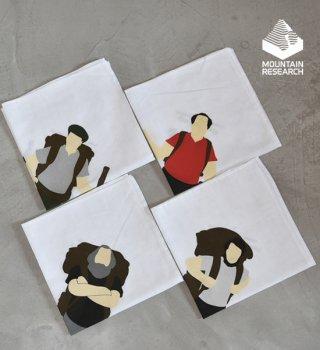 【Mountain Research】マウンテンリサーチ Handkerchief