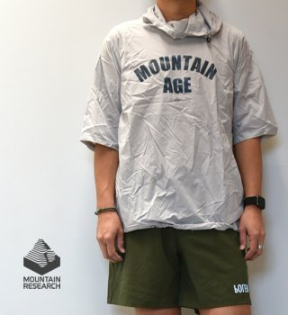 <img class='new_mark_img1' src='https://img.shop-pro.jp/img/new/icons13.gif' style='border:none;display:inline;margin:0px;padding:0px;width:auto;' />【Mountain Research】マウンテンリサーチ Light Parka