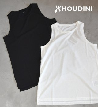 【HOUDINI】フーディニ women's Big Up Tank