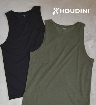【HOUDINI】フーディニ men's Big Up Tank