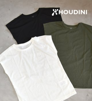 【HOUDINI】フーディニ women's Big Up Tee