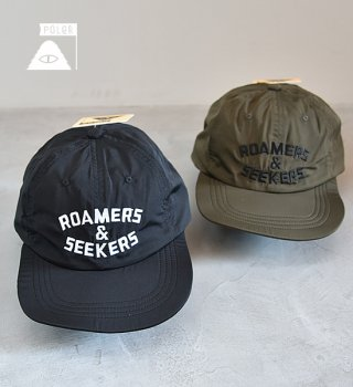 "【POLER】ポーラー Roamers & Seekers Floppy ""2Color"""