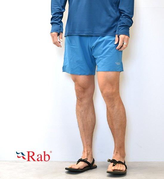 【Rab】ラブ Talus Shorts