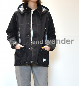 "<img class='new_mark_img1' src='https://img.shop-pro.jp/img/new/icons13.gif' style='border:none;display:inline;margin:0px;padding:0px;width:auto;' />【and wander×Barbour】アンドワンダー×バブアー women's barbour CORDURA event jacket ""2Color"""