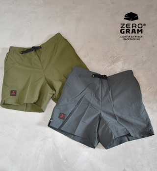 【ZEROGRAM】ゼログラム women's INYO Hiker Shorts