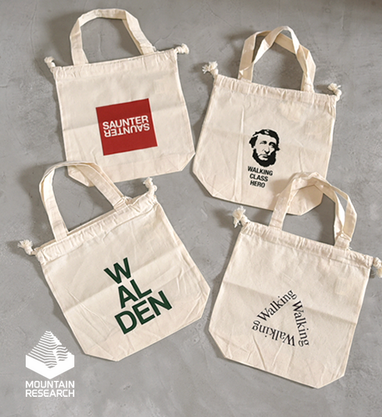 【Mountain Research】マウンテンリサーチ Lunch Tote  ※ネコポス可