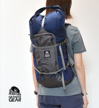 "【GRANITE GEAR】グラナイトギア Scurry ""2Color"""