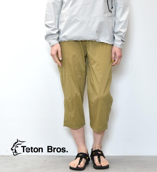【Teton Bros】ティートンブロス women's Wind River 3/4 Pant