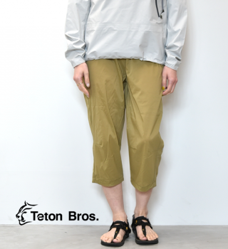 【Teton Bros】ティートンブロス women's Wind River 3/4 Pant