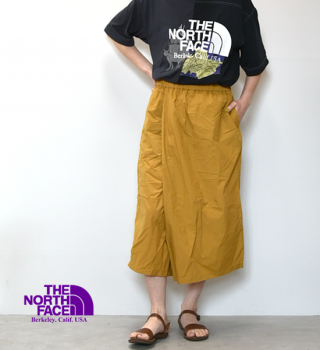 "【THE NORTH FACE PURPLE LABEL】ノースフェイスパープルレーベル women's Wrap Culotte ""2Color"