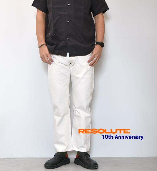 【RESOLUTE】リゾルト 10th Anniversary AA711