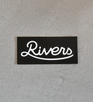 【RIVERS】リバーズ Sticker Rivers Standard S