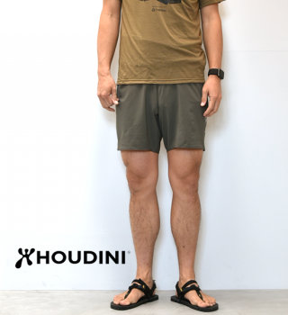【HOUDINI】フーディニ men's Light Shorts