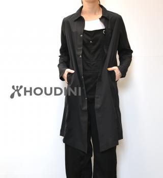 【HOUDINI】フーディニ women's Nomad Parka