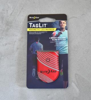 【NITE IZE】ナイトアイズ Taglit Magnetic LED Marker