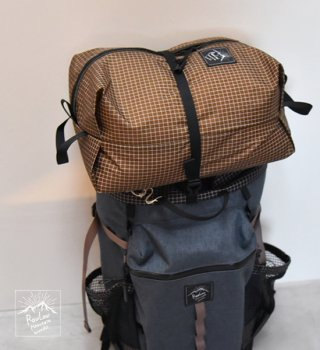 【RawLow Mountain Works】ロウロウマウンテンワークス Strage Sack Large