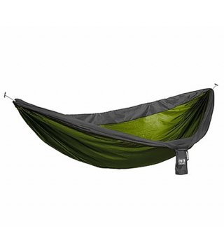 "【ENO】イーノ SuperSub™ Ultralight Hammock ""Lichen×Charcoal"