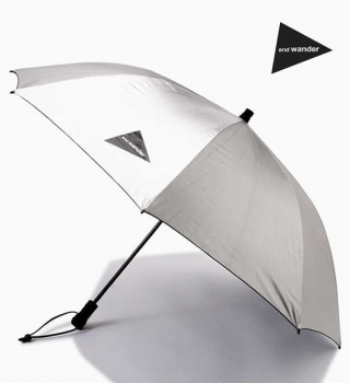【and wander】アンドワンダー and wander EuroSCHIRM umbrella