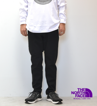 【THE NORTH FACE PURPLE LABEL】ノースフェイスパープルレーベル men's Webbing Belt Denim Pants