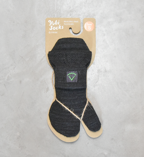 【STRIDE LAB】ストライドラボ Stride Yubi Socks