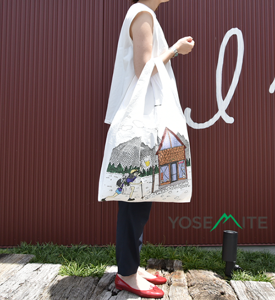 【Yosemite】ヨセミテ Yosemite Eco Bag by Ryosuke
