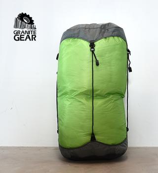 """【GRANITE GEAR】グラナイトギア Event Sil Compression Drysack M(18L) """"Green"""""""